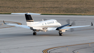 N803MT - Beechcraft 200 Super King Air - Private