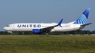 A picture of N73283 - Boeing 737824 - United Airlines - © DJ Reed - OPShots Photo Team