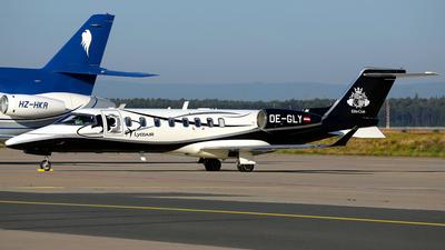 OE-GLY - Bombardier Learjet 75 - LycoAir