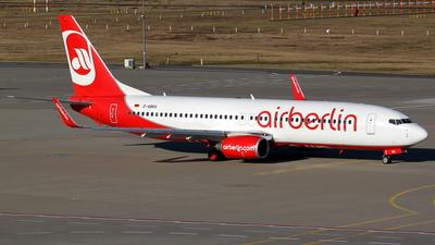 D-ABKK - Boeing 737-86J - Air Berlin