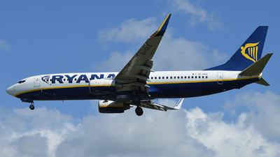 EI-EKZ - Boeing 737-8AS - Ryanair