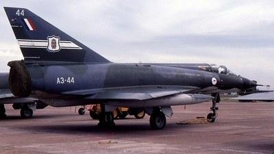 A3-44 - Dassault Mirage 3O - Australia - Royal Australian Air Force (RAAF)