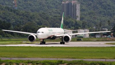 B-16736 - Boeing 777-36NER - Eva Air