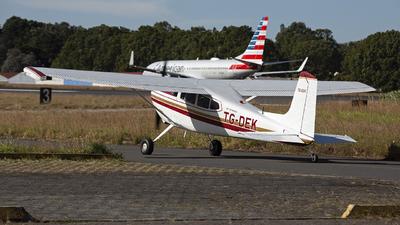 TG-DEK - Cessna 180 Skywagon - Private