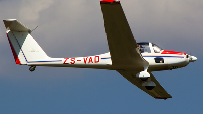 ZS-VAD - Grob G109B - Private