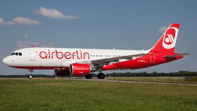 D-ABFZ - Airbus A320-214 - Air Berlin