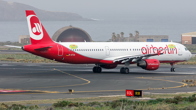 D-ATCA - Airbus A321-211 - Condor