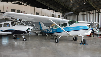 YN-CGX - Cessna 205 - Private