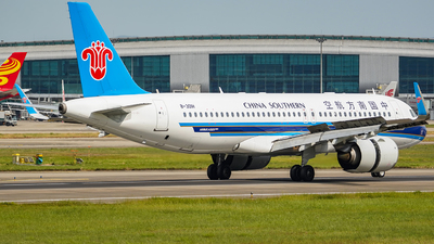 B-301H - Airbus A320-251N - China Southern Airlines