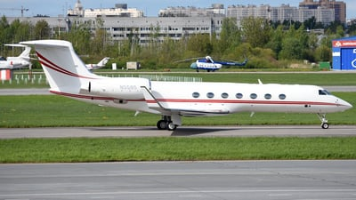 N5585 - Gulfstream G550 - Private