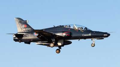 155220 - British Aerospace CT-155 Hawk - Canada - Royal Canadian Air Force (RCAF)