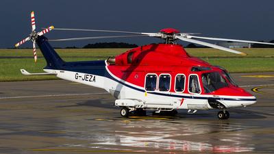 G-JEZA - Agusta-Westland AW-139 - CHC Scotia Helicopters
