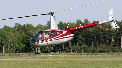 PH-FVD - Robinson R44 Clipper II - Rotor & Wings