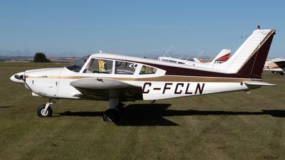 C-FCLN - Piper PA-28-180 Cherokee C - Private