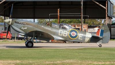 G-CICK - Supermarine Spitfire - Private