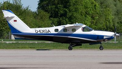 D-EXGA - Extra 500 - Private