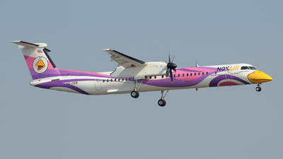 HS-DQB - Bombardier Dash 8-Q402 - Nok Air