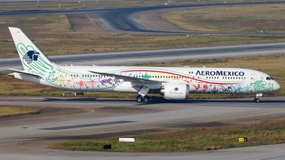XA-ADL - Boeing 787-9 Dreamliner - Aeroméxico