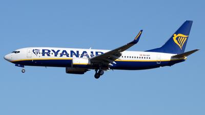A picture of 9HQEF - Boeing 7378AS - Ryanair - © Donato Bolelli