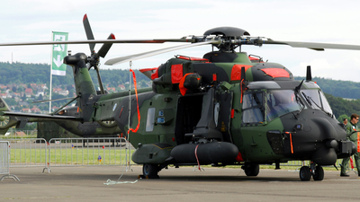 NH-221 - NH Industries NH-90TTH - Finland - Army