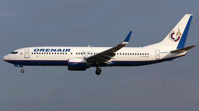 VQ-BSR - Boeing 737-8AS - Orenair