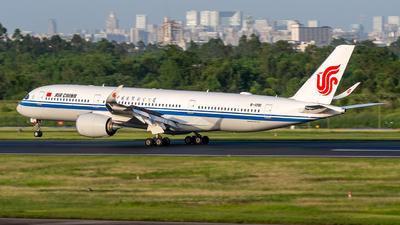 B-1081 - Airbus A350-941 - Air China