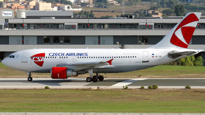 OK-YAD - Airbus A310-325(ET) - CSA Czech Airlines