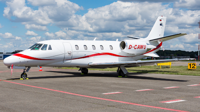 D-CAWU - Cessna 560XL Citation XLS - Private