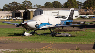VH-DDP - Cirrus SR22T-GTS - Private