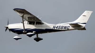 N458WC - Cessna 182T Skylane - Private