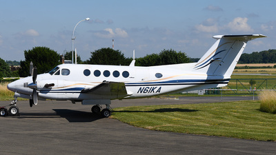 N61KA - Beechcraft 300LW Super King Air - Private