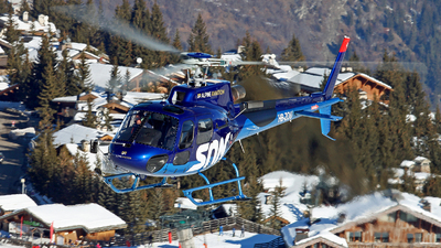 A picture of HBZOU - Airbus Helicopters H125 -  - © BAHEU romain