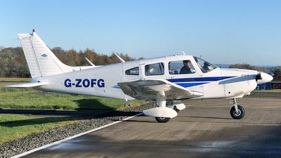 G-ZOFG - Piper PA-28-181 Archer II - Private