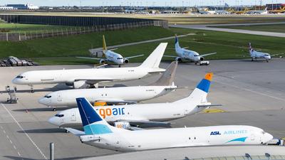 EDDP - Airport - Ramp