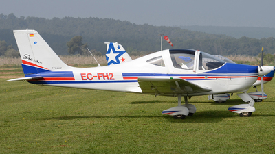 EC-FH2 - Tecnam P2002 Sierra - Private