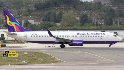 B-1323 - Boeing 737-86W - Urumqi Air