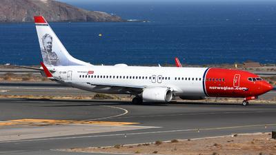 EI-GBI - Boeing 737-8JP - Norwegian