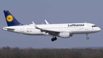 A picture of DAIUC - Airbus A320214 - Lufthansa - © DesertWolf