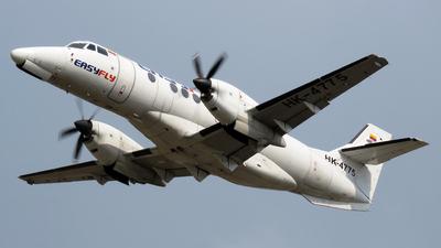 HK-4775 - British Aerospace Jetstream 41 - EasyFly