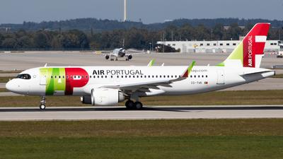 CS-TVK - Airbus A320-251N - TAP Air Portugal
