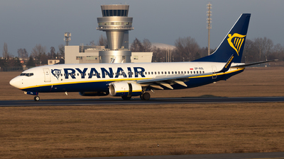 A picture of SPRSL - Boeing 7378AS - Ryanair - © PM