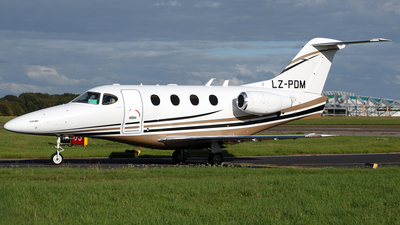 LZ-PDM - Hawker Beechcraft 390 Premier IA - Private