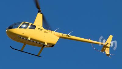 A picture of VHOTA - Robinson R66 - [0312] - © Lachlan Gatland