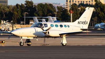 N745CA - Cessna 421C Golden Eagle - Private