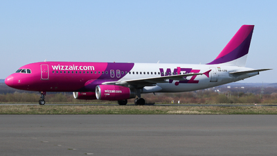 HA-LPR - Airbus A320-232 - Wizz Air