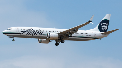 N433AS - Boeing 737-990ER - Alaska Airlines