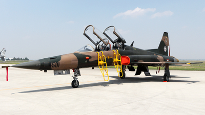 4501 - Northrop F-5F Tiger II - Mexico - Air Force