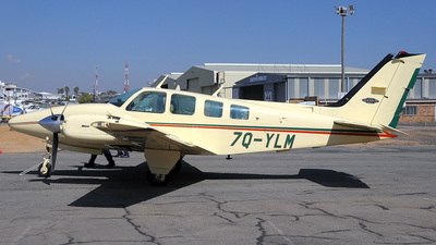 7Q-YLM - Beechcraft 58 Baron - Private