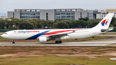 9M-MTC - Airbus A330-323 - Malaysia Airlines