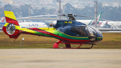 PR-YES - Eurocopter EC 130B4 - Private
